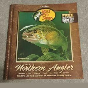Pro Bass Shops Northern Angler Magazine 2018 Paper